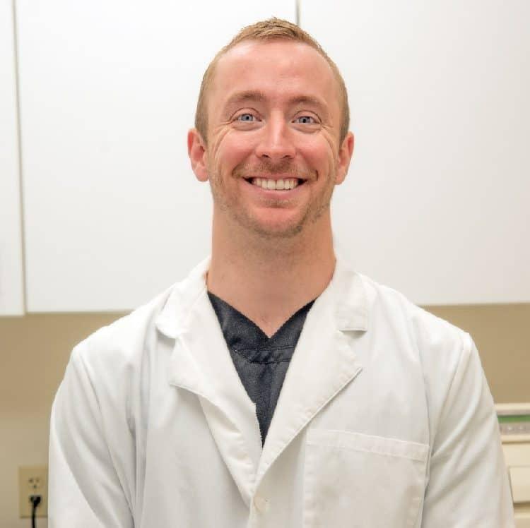 Dr Moore Headshot