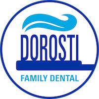 Dorosti family dental logo